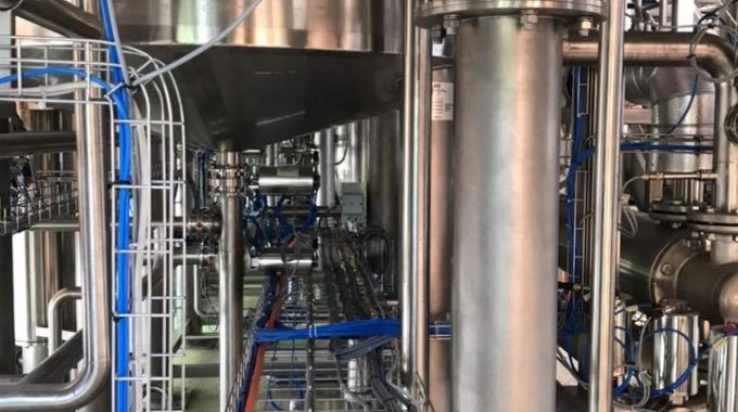 Happy Master Brewers In Western Switzerland