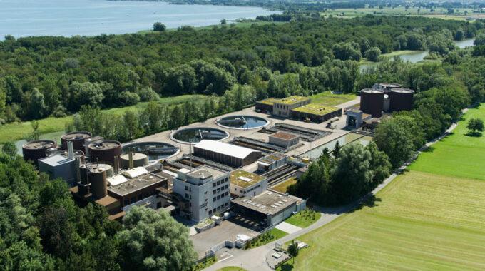 Prozesssteuerung Für Die Vierte Reinigungsstufe Bei Einer Der Modernsten Abwasserreinigungsanlagen Europas