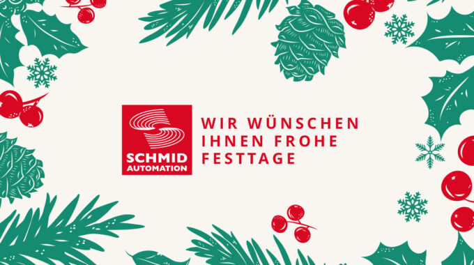 Frohe Festtage